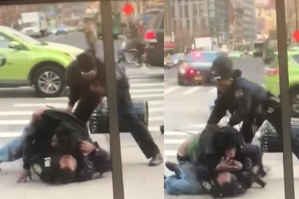 Bail Reform: Man who violently attacked officer skips court appearance