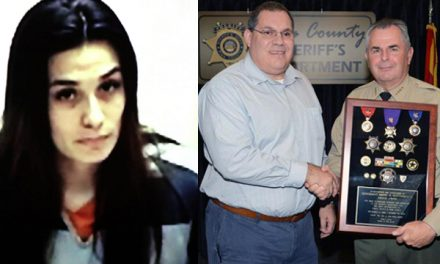 Cop loses eye in fight with belligerent suspect, forced to retire. Judge gives her 90 days in jail.