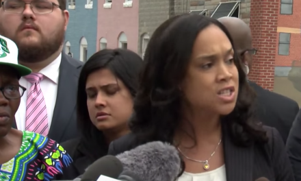 Police-bashing Baltimore prosecutor says she has list of 'hundreds of officers' with credibility issues