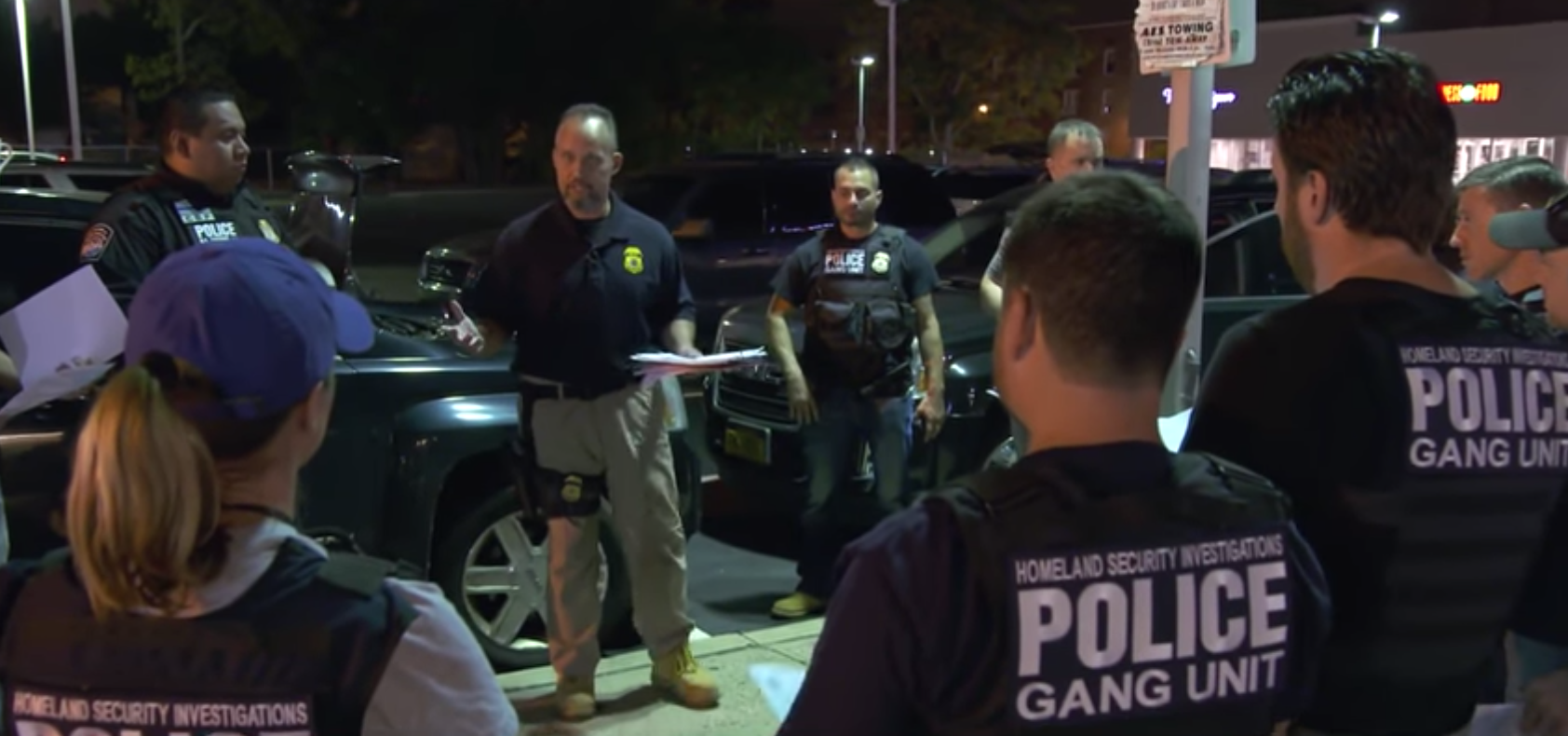 More than 5,000 gang members and 60,000 criminals deported in 2019 - while presidential candidates call to abolish ICE
