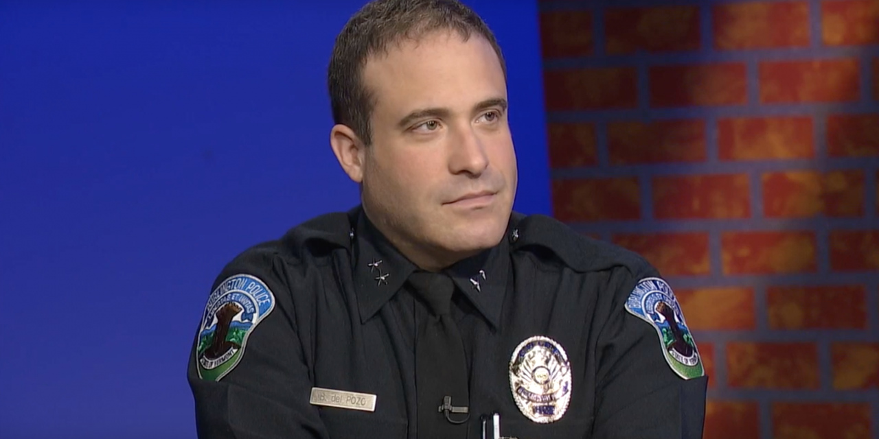 Keyboard warrior gets trolled back by police chief, then demands chief be fired for hurting his feelings