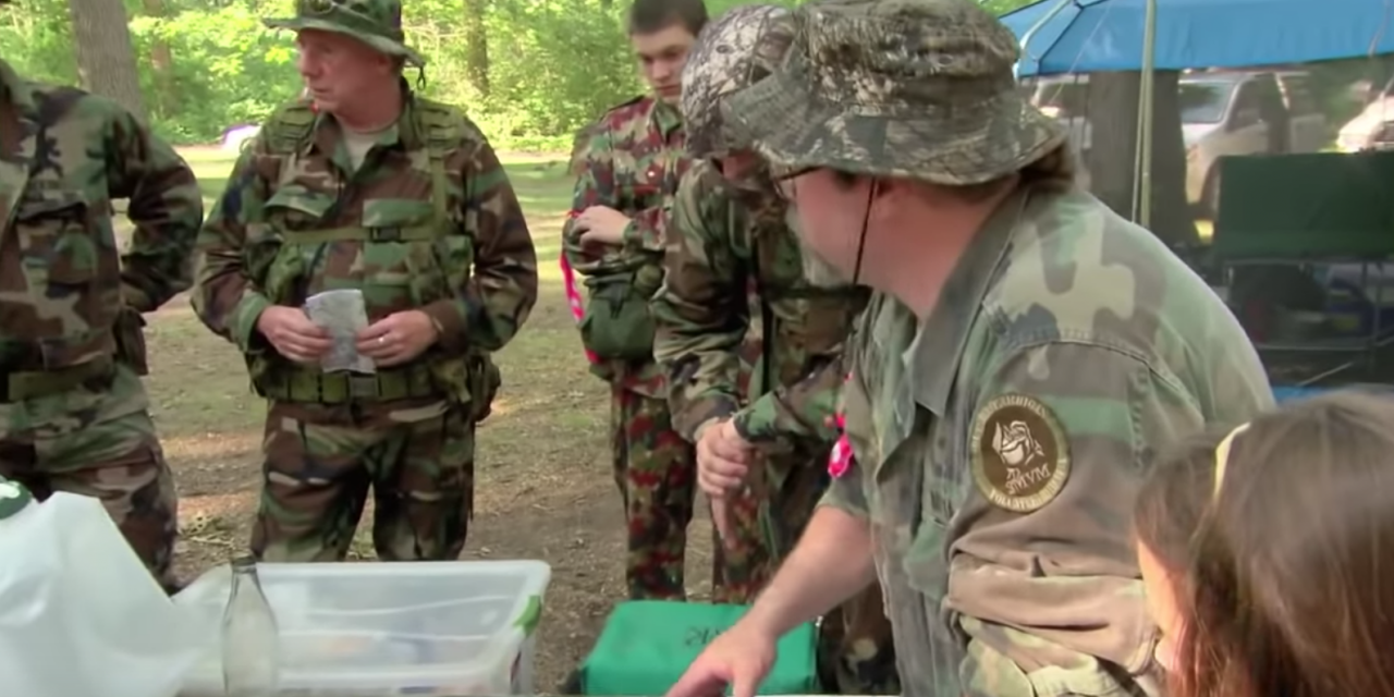 Thousands of cops, veterans, supporters pledge to join militia in Virginia to combat unconstitutional laws