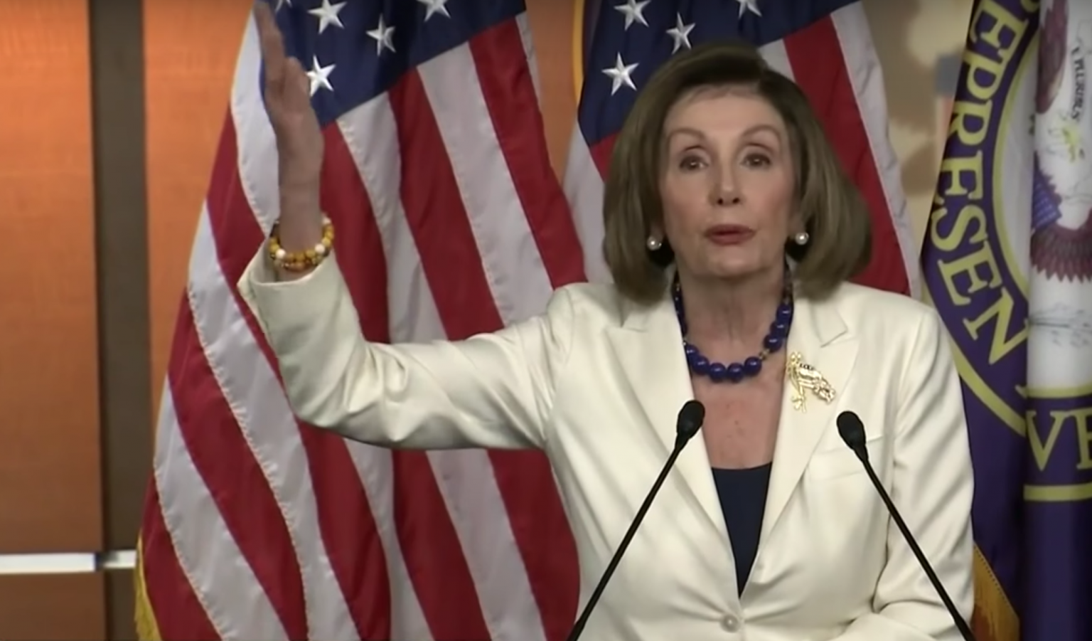 "Law Enforcement Today: It's time to impeach Nancy Pelosi for ""obstruction of Congress"""