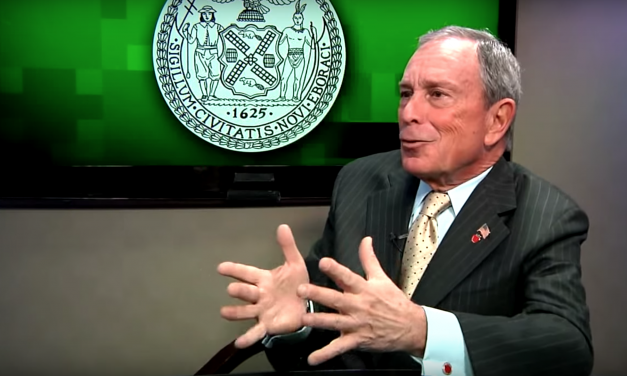 Presidential candidate Bloomberg says only police should have guns.  Yes, you read that right.
