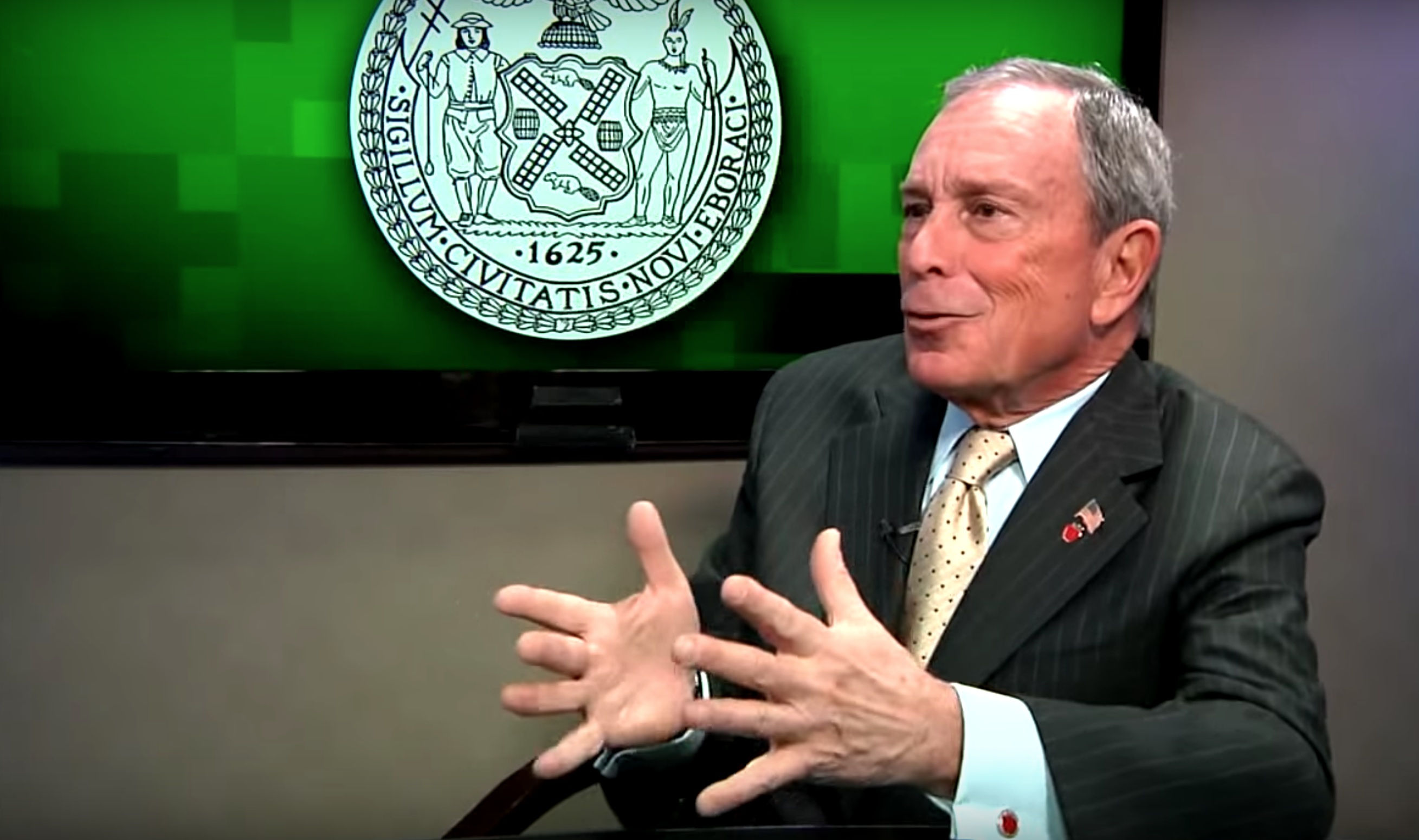 Report: Billionaire Bloomberg hired prison labor to make election calls
