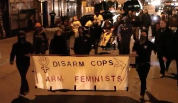 "There's a growing movement in America to ""abolish the police"". Time to shut that garbage down."