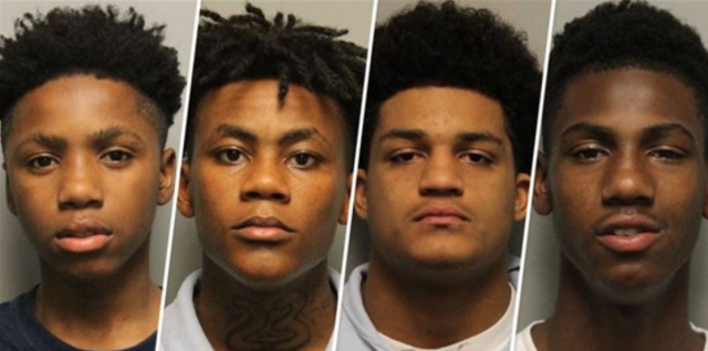 BREAKING: Teenage murder suspects on the run after jailbreak