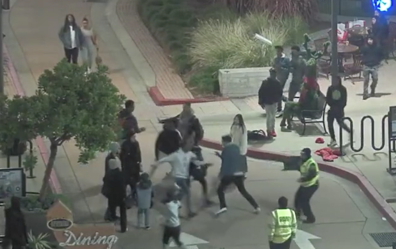 Police: Mob of teens caught beating and choking off-duty cop