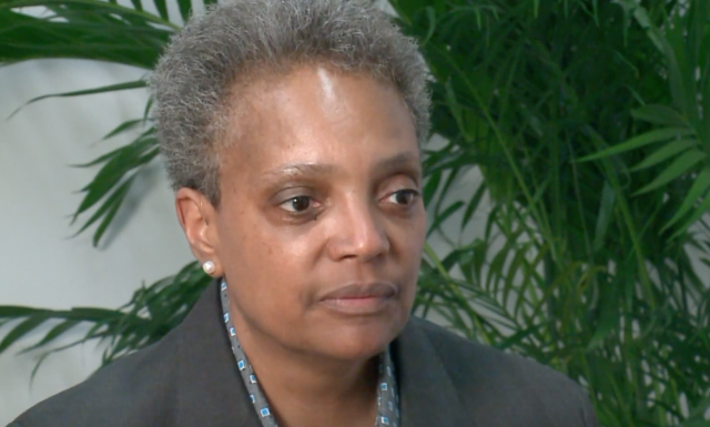Police-bashing mayor terminates chief a month before he planned to retire