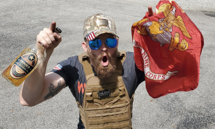 "Marines, business owners cancel order that says ""F- the police"" then send a mic drop response"