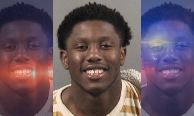 College football star allegedly flags down cop, tries to steal officer's gun and cruiser