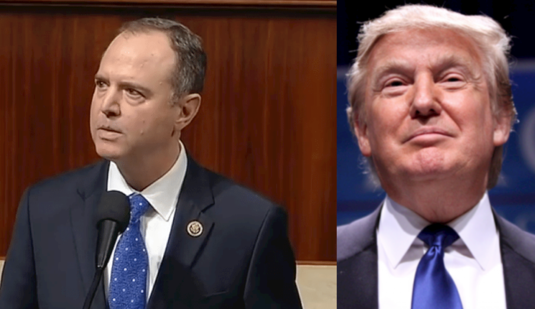 Lawsuit filed against Trump-bashing Schiff: Show us your phone-snooping records