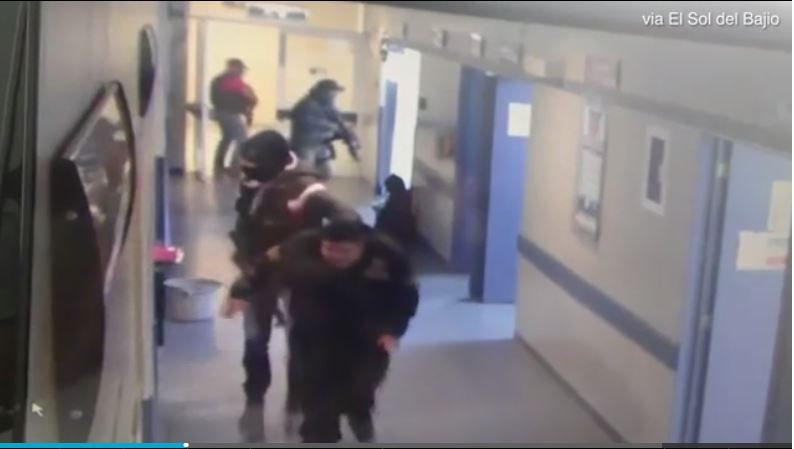 Video: Patient kidnapped from hospital by armed suspects, later found dismembered