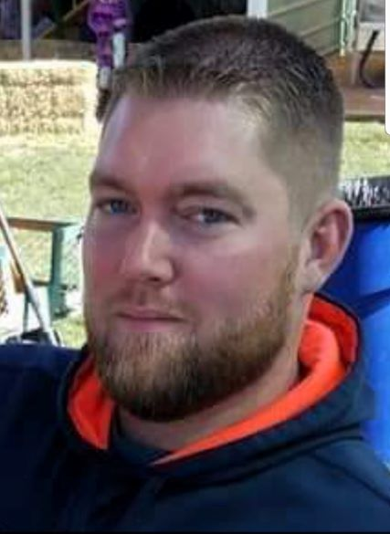 Sgt. Joshua Voth, 28, of the Colorado Department of Corrections