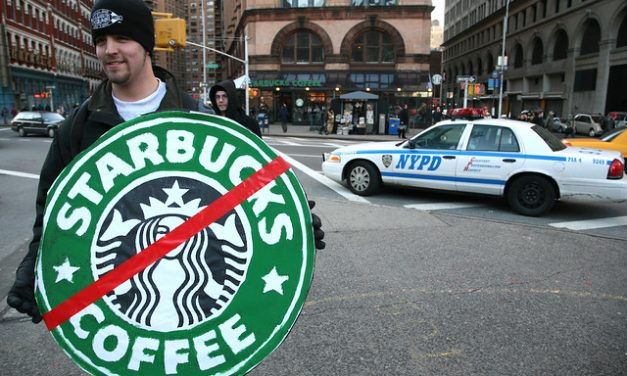 Retired NYPD cop partners with former Navy SEALs to reward officers who get screwed by Starbucks
