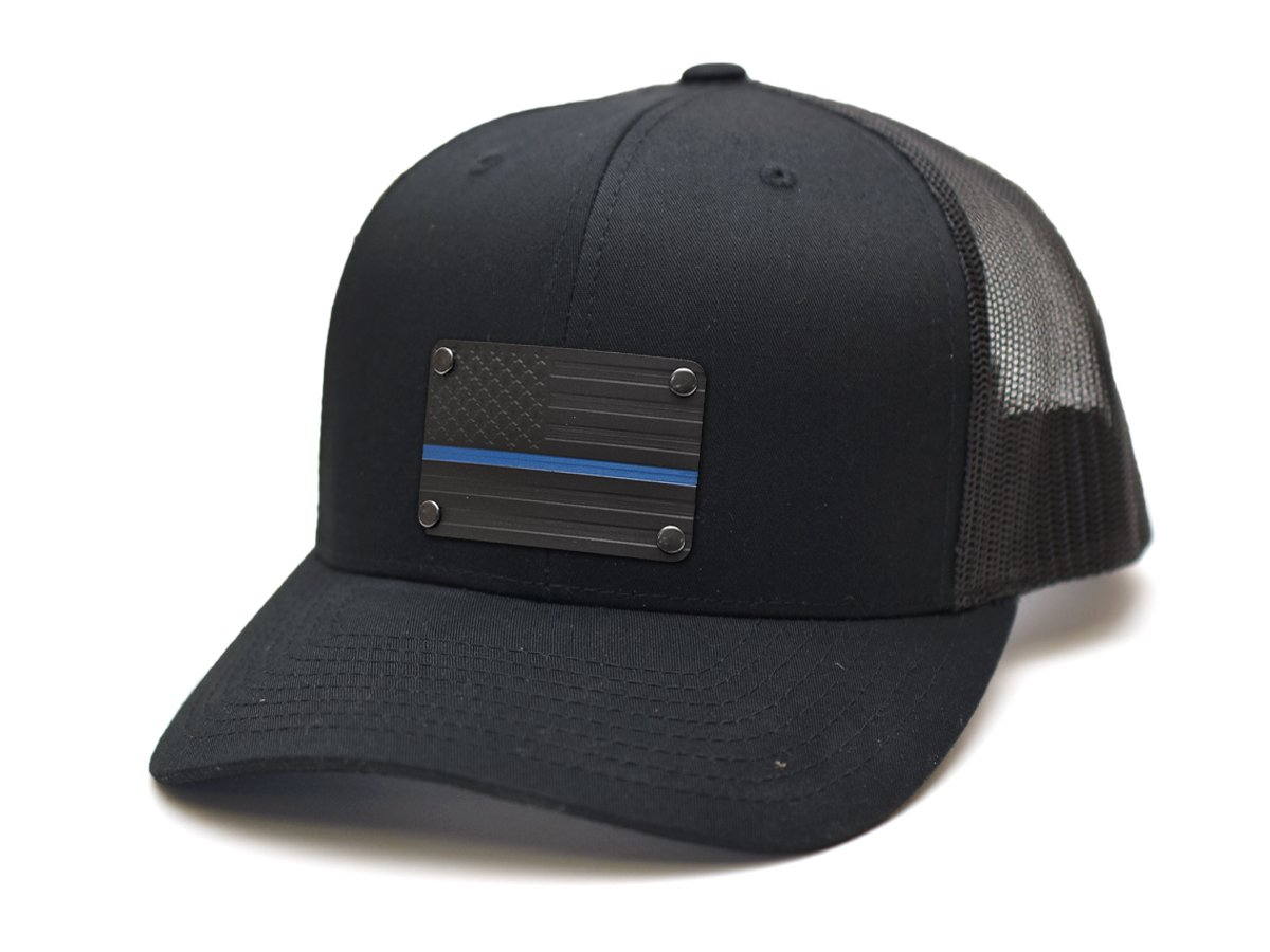 Marine-owned company doubles down on support for the Thin Blue Line after going viral