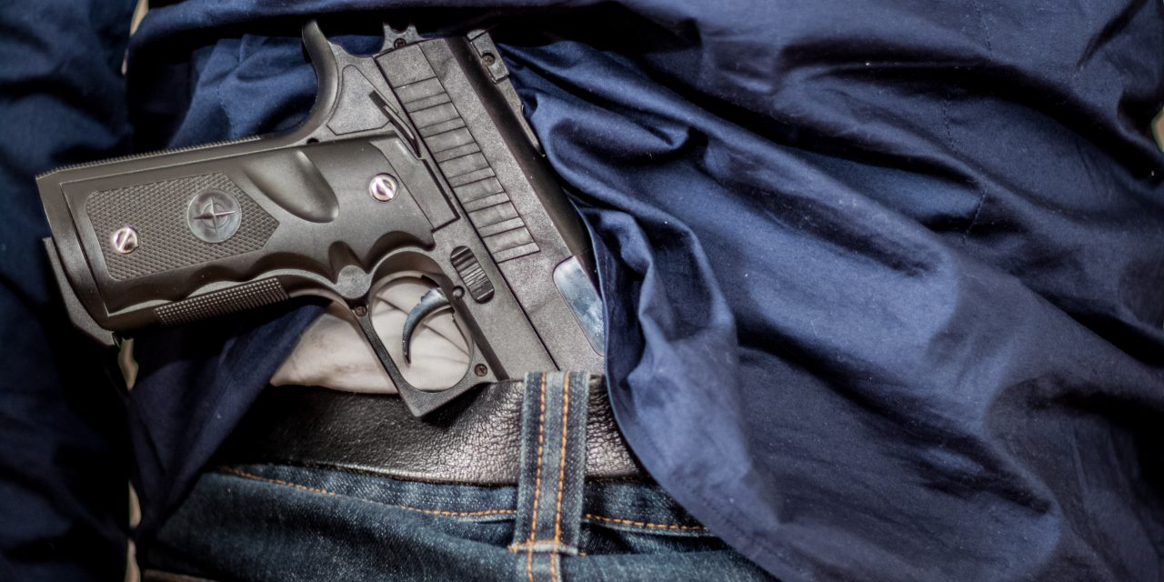 While you weren't looking, Rhode Island launched a full scale assault against gun owners
