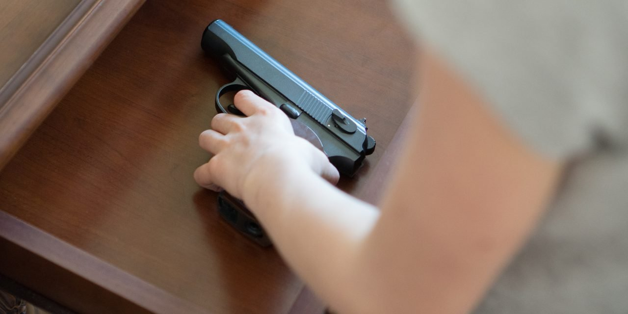 PSA encouraging kids to steal parents guns, hand them over to teachers finally deleted