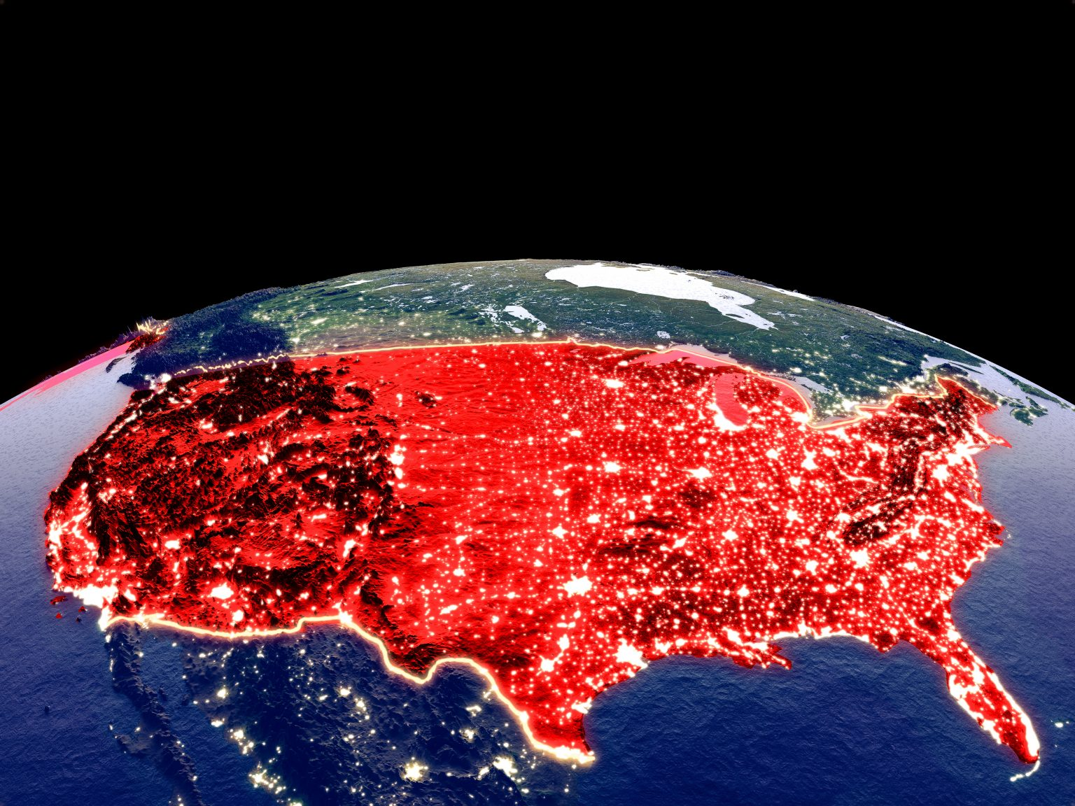 Homeland fears: Iranian attack on American power grid could kill 90% of Americans