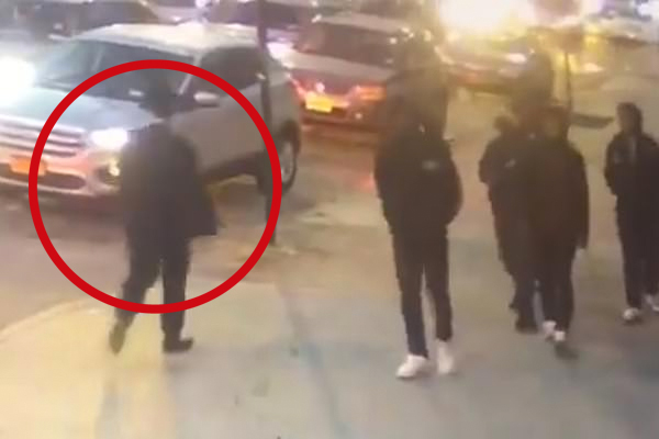Seven teens launch attack on NY Orthodox Jew – 14th incident of anti-Semitic violence in four weeks