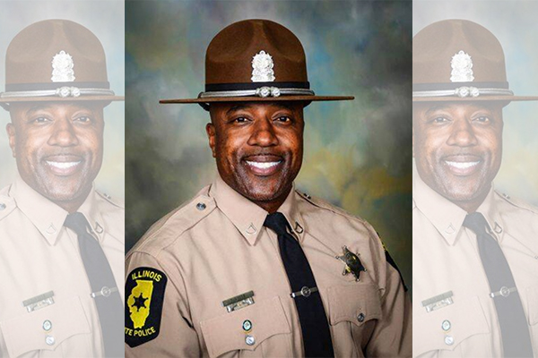 Retired state trooper murdered, two more troopers wounded in cigar room shooting - in Chicago, of course.
