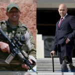 Veteran who lost legs in IED walks to podium, torches Democrats as 'cowards' after Soleimani hit