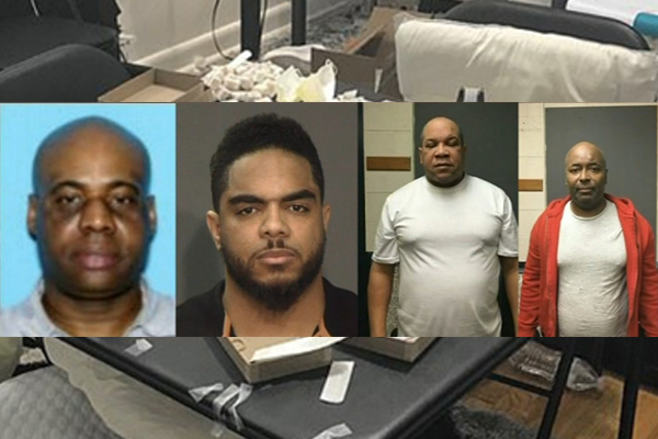 Six suspects busted running $7 million fentanyl ring. New York just released them without bail.