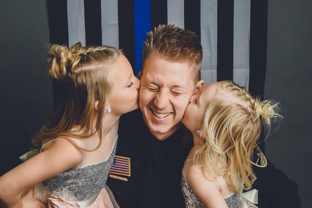 Officer, young father of two, shot in head now fighting for life - family asking for healing prayers. Officer Arik Matson is still in critical condition at North Memorial Health Hospital in Robbinsdale following an encounter last week that left Matson with a gunshot wound to the head, but the outlook is getting better.