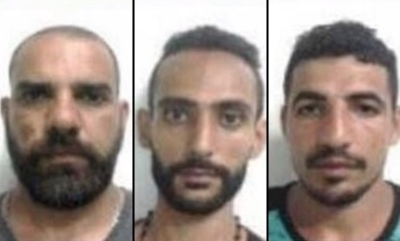 Border threat: Four suspected terrorists caught trying to sneak into America
