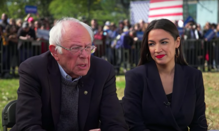 Campaigning for Sanders, Ocasio-Cortez attacks law enforcement: 'Time to break them up.'