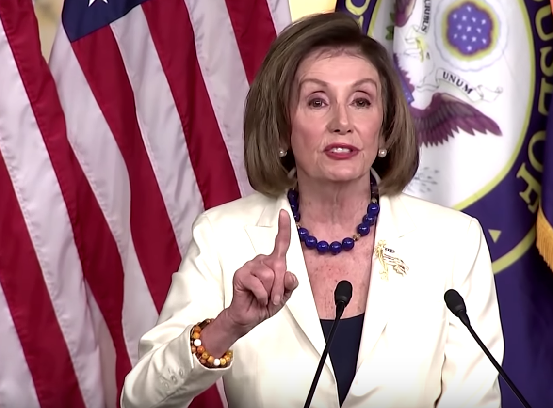 Pelosi, Biden caught in hypocrisy and lies during impeachment hearings