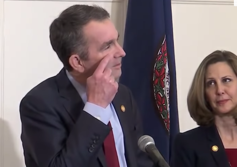 Even Democrats in Virginia are starting to think Governor Northam's gun control has gone too far