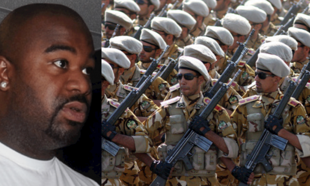 Former NFL player tells Iran to attack the White House