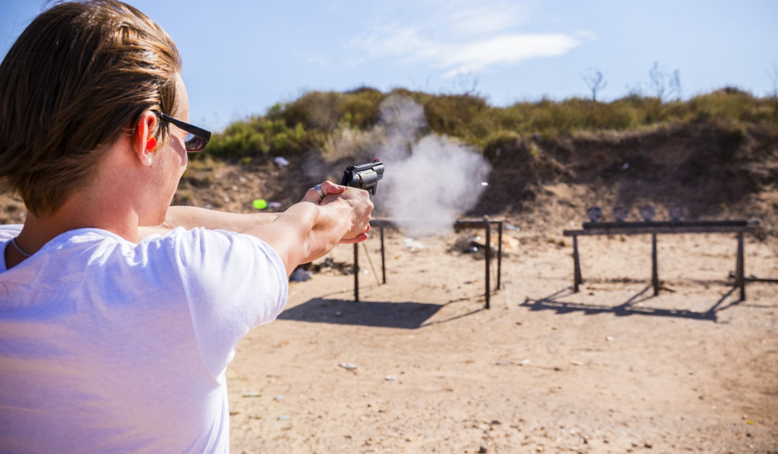 Virginia: Outdoor shooting ranges are a threat and will be shut down