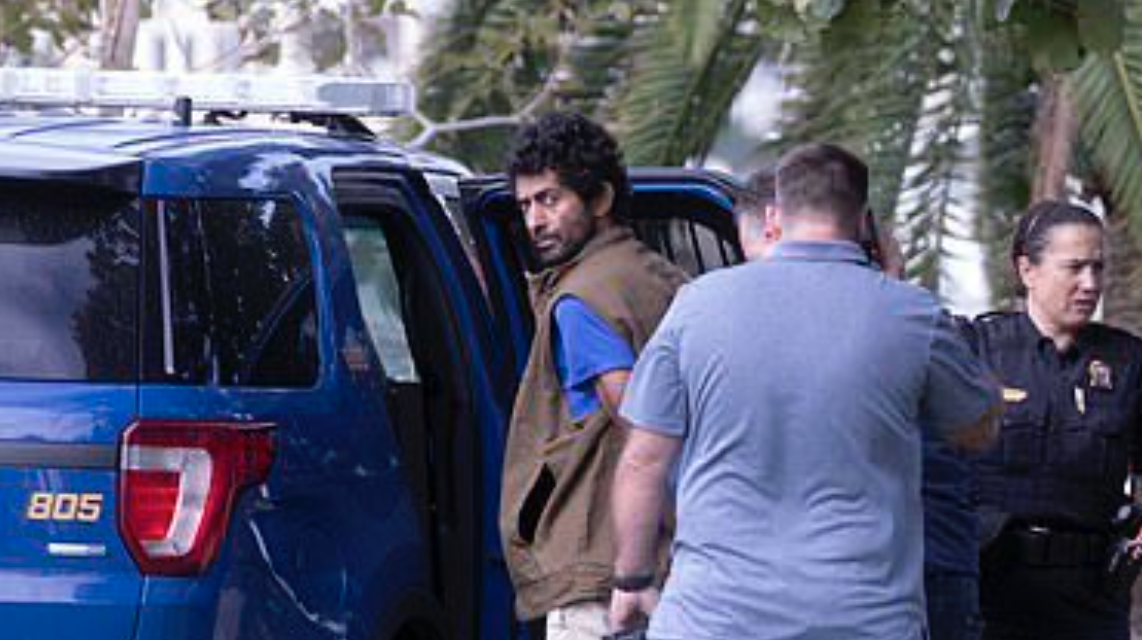 Iranian man captured near Mar-a-Lago with weapons brought into U.S. as a refugee