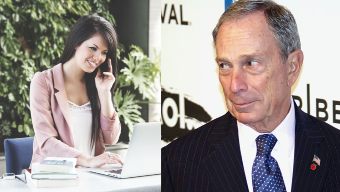 Women claim they were sexually harassed by Bloomberg, forced to stay silent