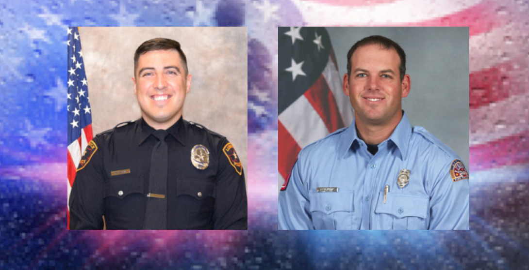Breaking: Cop, firefighter killed in highway crash. Second firefighter in critical condition.