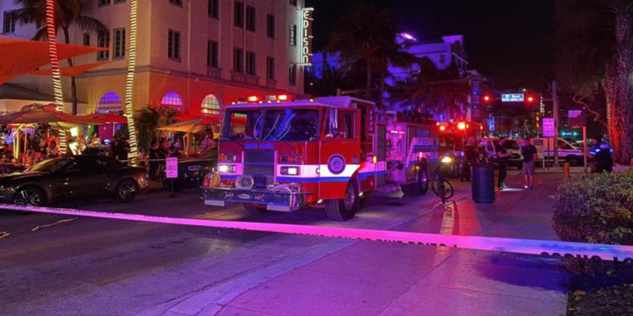 Man stabs Miami Beach officer multiple times in unprovoked attack
