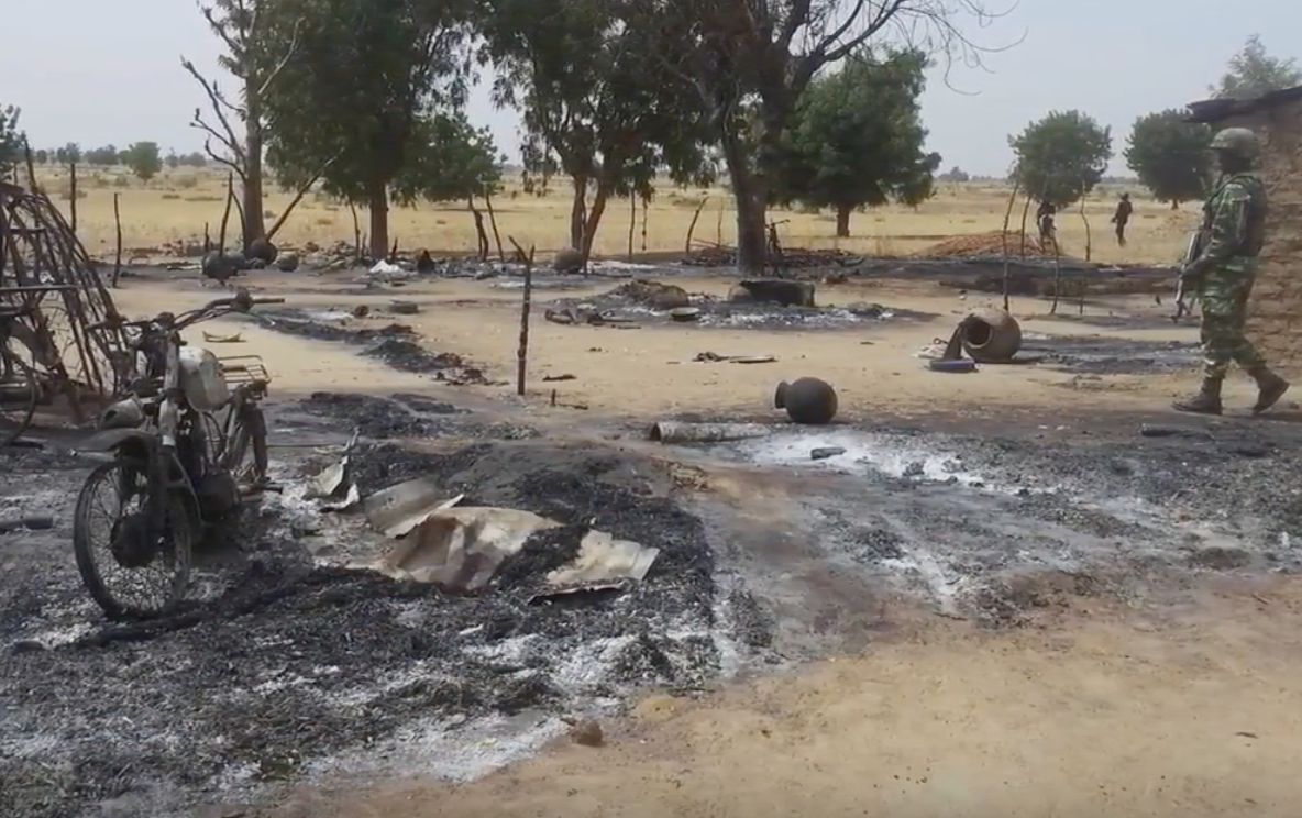 Muslim militant group slaughters 13 Christians in Nigeria. Media is silent.