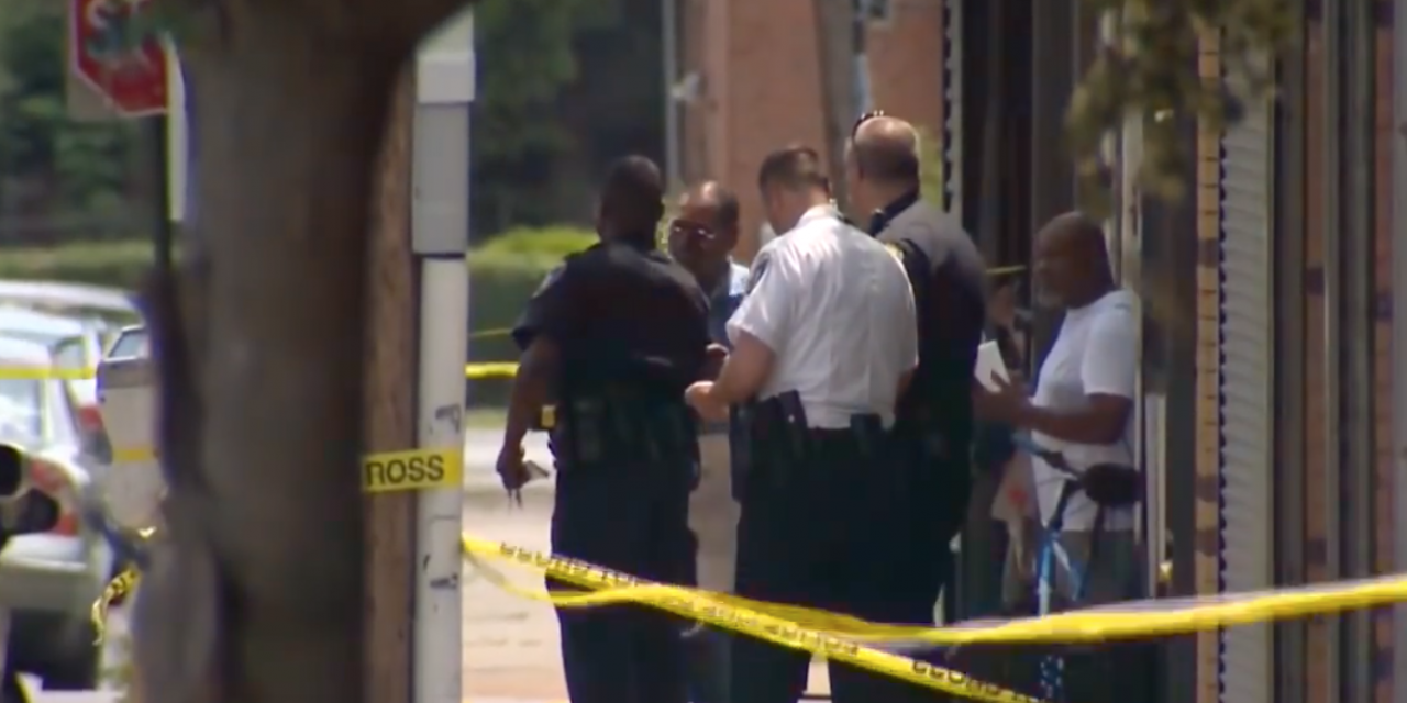 Baltimore sees deadliest 'Ceasefire Weekend' in program's history.  Well that went well.