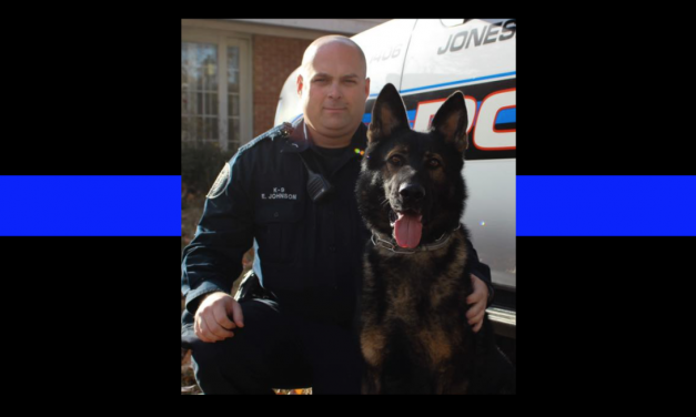 Officer Down: K-9 who was shot five times dies from medical complications