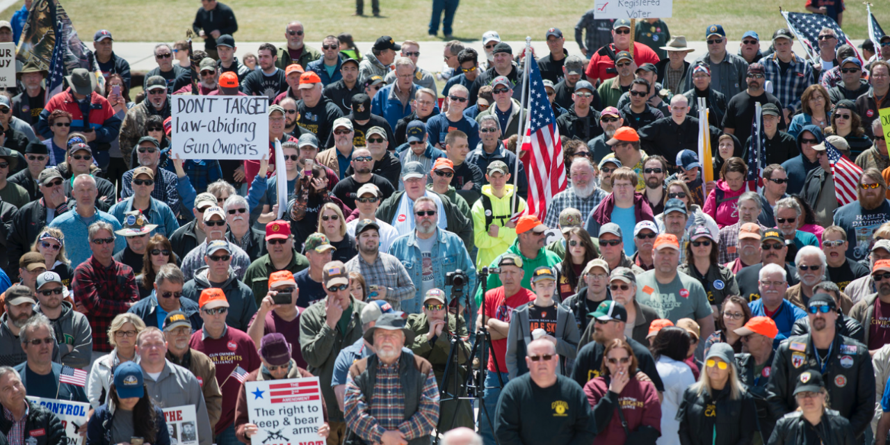 "NBC reporter wants America to believe Virginia's 2A March is gathering of ""white nationalists"""
