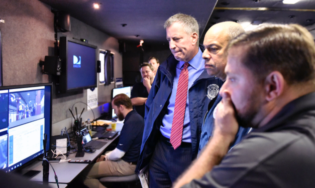 Bombshell report: Failed de Blasio campaign cost taxpayers $250,000 in NYPD security