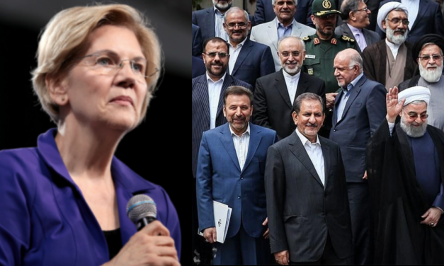 Accusation: Elizabeth Warren's family tied to Iran-funded film.Irony, anyone?