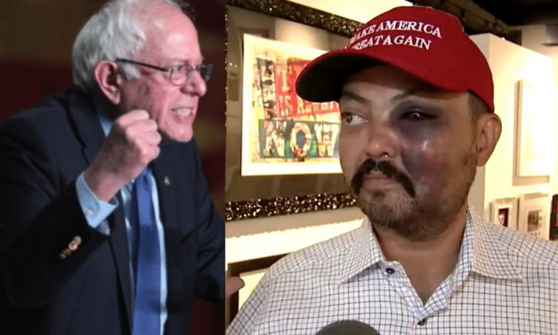 Bernie Sanders employee: When we win, Trump supporters will be put into labor camps