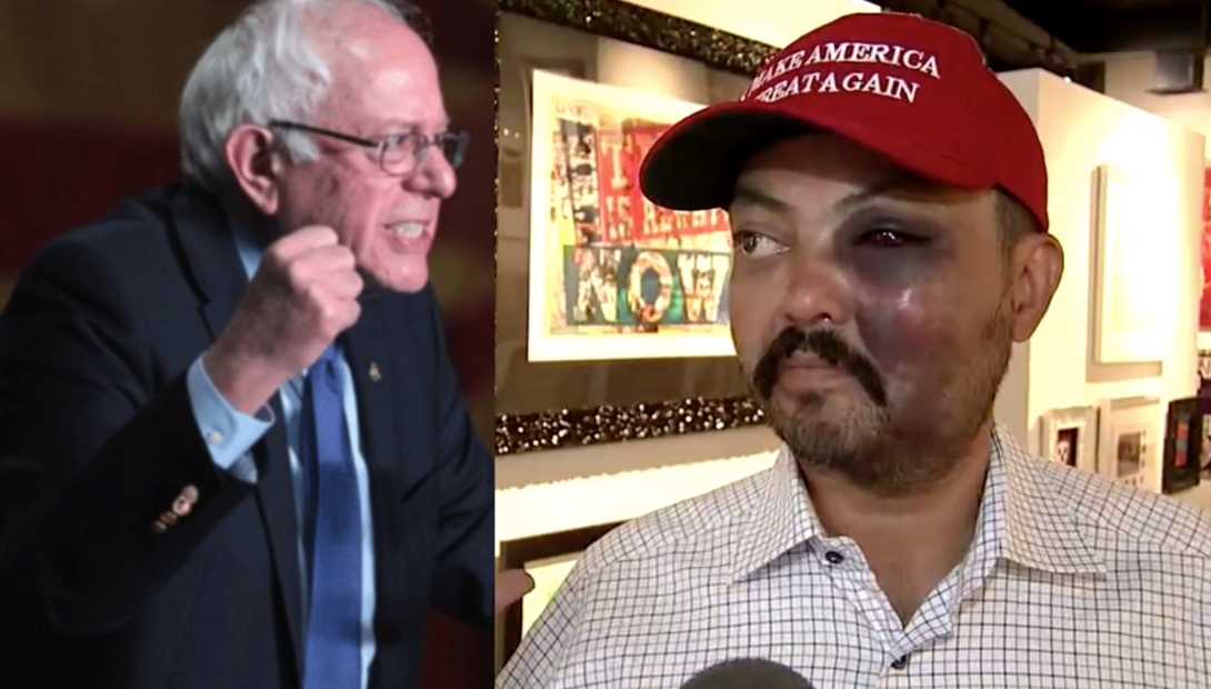 Bernie Sanders employee: When we win, we'll 'send all the Republicans to the re-education camps'