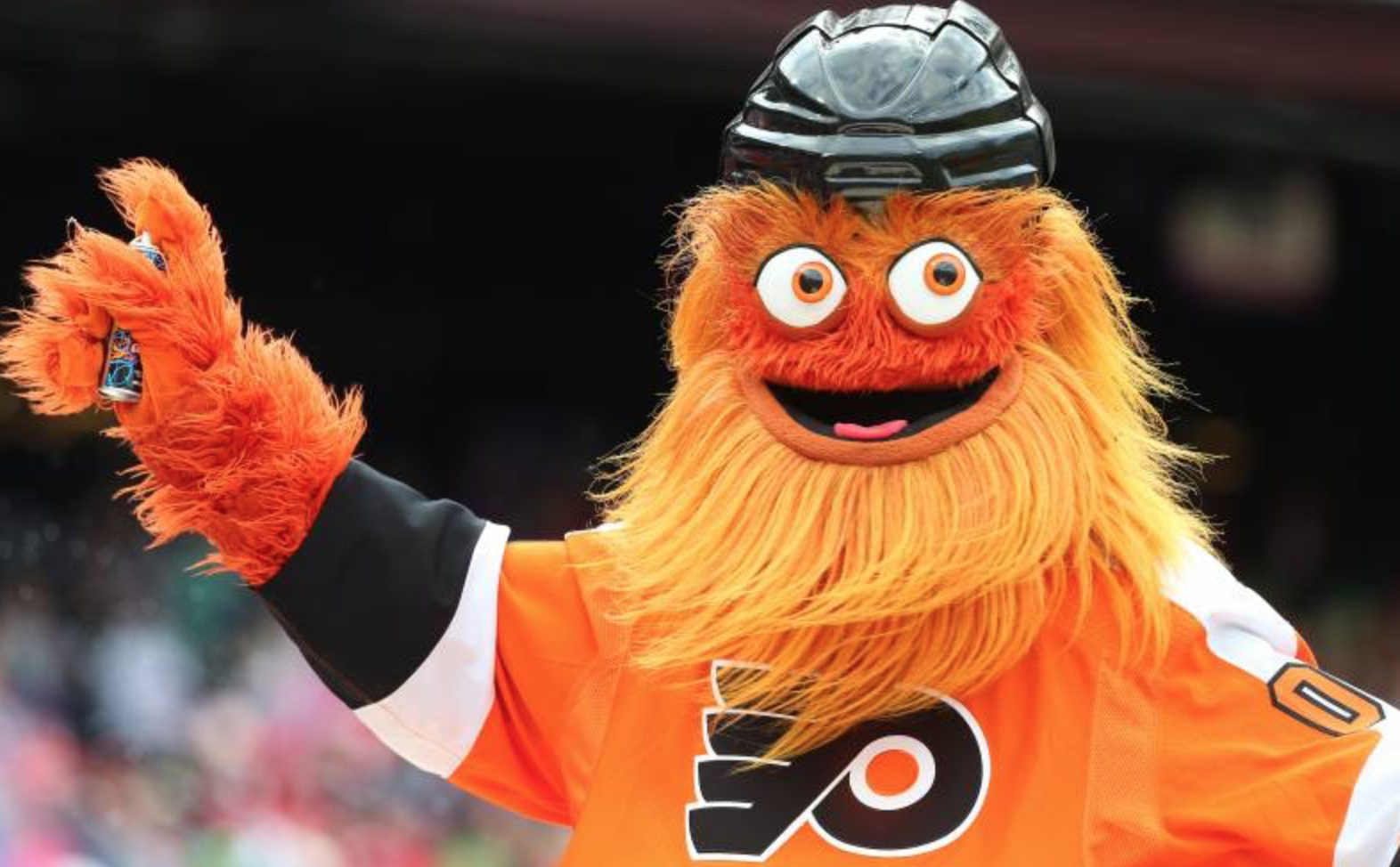 Police investigate hockey mascot for allegedly sucker punching a kid