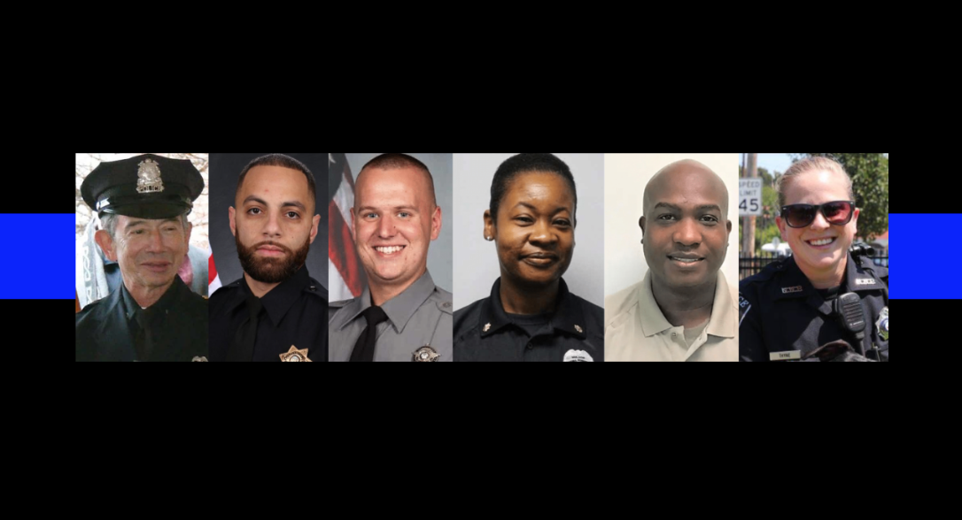 6 officers have died in the last 10 days. The media has barely said a word.