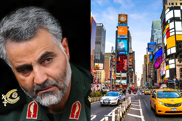 Iranian sleeper cells have been hiding in America. They've already been uncovered in New York City.