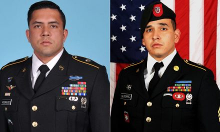 Ambushed and killed: These are the two Special Forces warriors that America lost today.  Let's honor them.